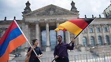 """Armenien-Resolution im Bundestag: """"Jetzt herrscht Krisenmodus"""""""