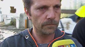 Erste Plünderungen in Simbach: Mann verliert Tochter, Frau und Mutter durch Hochwasser