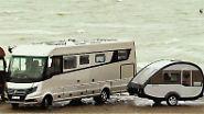 n-tv Ratgeber: Reisen mit dem Luxus-Wohnmobil oder dem Wohnwagen