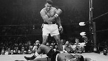 Legendärer Boxer: Muhammad Ali ist tot