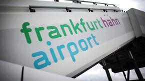 Käufer aus China existiert nicht: Flughafen Frankfurt-Hahn ging wohl Betrüger auf den Leim
