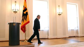 Keine zweite Amtszeit für Gauck: Wer könnte Nachfolger im Schloss Bellevue werden?