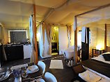 "Komfort statt Isomatte: ""Glamping"": Luxus-Camping liegt im Trend"