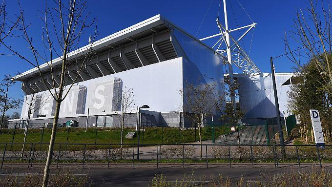 Die EM-Stadien im Porträt: Stade Bollaert-Delelis in Lens