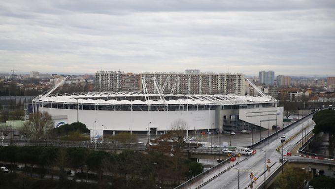 Die EM-Stadien im Porträt: Stade de Toulouse