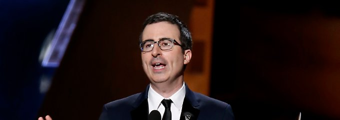 Trump-Kritiker John Oliver: US-Kohleboss verklagt Late-Night-Star