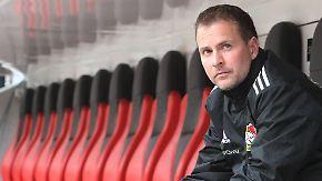 Ex-Trainer von Bayer und Union: Sascha Lewandowski tot in seiner Wohnung aufgefunden