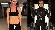 Motorrad-Unfall am Set: Jovovichs Stuntfrau verliert Arm
