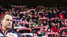 Ex-Union-Berlin-Trainer ist tot: Lewandowski, der Fußball und die Maske