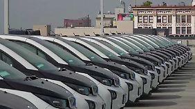 Weltweite Initiativen zur Elektromobilität: LAPD setzt auf E-Autos von BMW