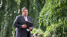 Marktwirtschaft schafft es nicht: Gabriel will Solidarpakt für ganz Deutschland