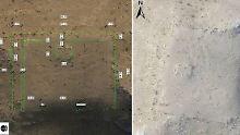 Fundsache, Nr. 1327: Unterm Sand: Jahrhundertfund in Petra?