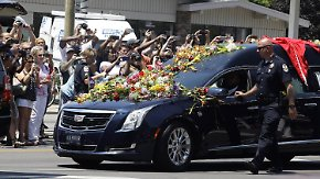 Starke Worte, große Gesten: Muhammad Alis Trauerfeier setzt Zeichen