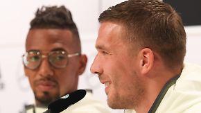 """Wichtiges aus der DFB-Pressekonferenz: """"Die Polen haben einen großen Sprung gemacht"""""""