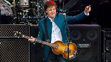 Er will seine Songs zurück: Paul McCartney klagt gegen Sony