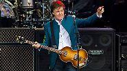 Einmal Beatle, immer Beatle: Berlin feiert Paul McCartney