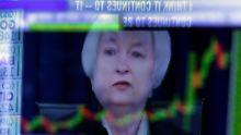Zinssignale der US-Notenbankchefin Janet Yellen werden beim jährlichen Treffen internationaler Notenbanker in Jackson Hole in den USA erwartet.