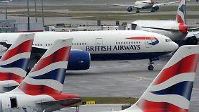 Teure Tickets, hohe Handyrechnung: Brexit macht Reisenden das Leben schwer
