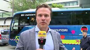 """Nico Holter aus Paris: """"Heute Abend geht es um den Gruppensieg"""""""