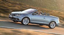 Mit einem gebrauchten VW Eos, kann man, wenn man einige Schwachstellen berücksichtigt, einen grundsoliden Sonnenanbeter bekommen.