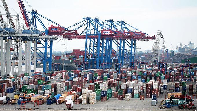 Welt-Handelsindex im Mai: Brexit-Angst lässt globale Nachfrage sinken