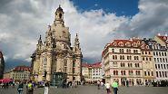 Kunst und Kultur in Sachsens Hauptstadt: Dresden: Zwischen Barock und Streetart
