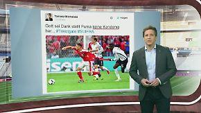 n-tv Netzreporter: #trikotgate regt die Fantasie an