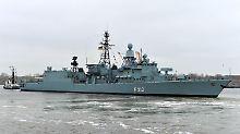 Kampf gegen Waffenschmuggel: EU weitet Marine-Einsatz vor Libyen aus