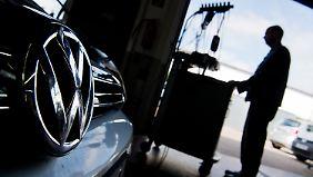 Verärgerte Kunden: Umrüstung nach VW-Abgasskandal verläuft schleppend