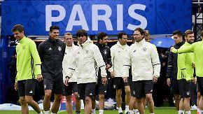 Sané als Option?: DFB-Elf will Offensivfrust gegen Nordirland beenden
