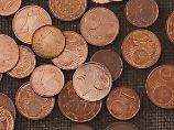 Das ungeliebte Kleingeld: Deutsche horten Cent-Münzen