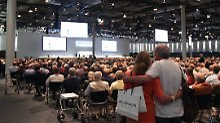 Hauptversammlung nach Dieselgate: VW macht Kniefall vor Aktionären