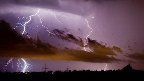Wochenende mit Unwetterpotential: Gewitter folgen Hitze auf dem Fuße