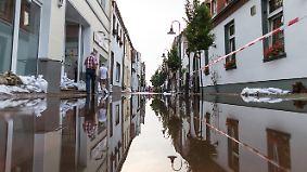 Massive Schäden nach Starkregen: Wetter spielt wieder verrückt