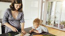 Übergewicht in der Schwangerschaft: Ernährung kann zu Gen-Mutationen führen