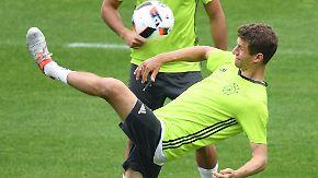 Boateng fit, Schweinsteiger rhythmisch: DFB-Team fehlt nur noch der geplatzte Offensiv-Knoten