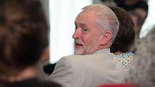 Angriff auf Parteichef Corbyn: Bei Labour tobt ein Machtkampf