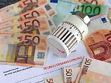 Was bringen sie wirklich?: Tipps zum Heizkosten-Sparen im Check