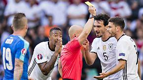 """Steffen Freund zu Deutschland gegen Italien: """"Boateng und Hummels werden nicht an Gelbe Karte denken"""""""