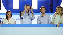 Regierungsbeteiligung abgelehnt: Spanische Sozialisten lassen Rajoy hängen