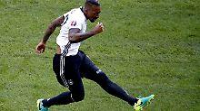 """""""Die Wade der Nation"""": Boateng muss wieder behandelt werden"""