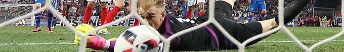 Der EM-Tag: 11:38 Hart nimmt Schuld für Englands EM-Debakel auf sich