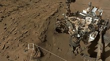 """Weitere Hinweise für Sauerstoff: """"Curiosity"""" findet Manganoxid auf dem Mars"""