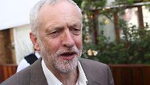 Corbyn hat keinen Rückhalt in seiner Fraktion - ob er Konsequenzen daraus zieht, ist aber unklar.
