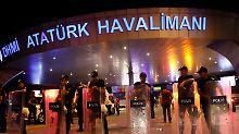 Terroranschlag am Flughafen: Lufthansa streicht Flug nach Istanbul