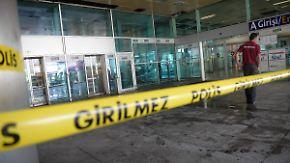 """Reaktionen auf Anschlag in Istanbul: """"Wir stehen an der Seite der Türkei"""""""