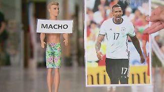Macho, Mr. Cool, Milchbubi: Welcher Typ Fußballer bei den Fans am besten ankommt
