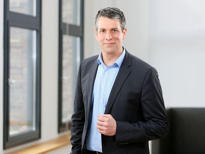 ntv-Wetterexperte Björn Alexander