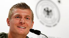"""""""Einer wird das Ding reindrücken"""": Kroos hört Pur, Boateng guckt Italien-Videos"""