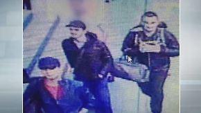 Razzien nach Anschlägen in Istanbul: Überwachungskamera zeigt Attentäter am Atatürk-Flughafen